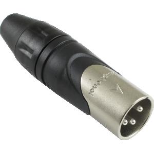 XLR Plug - Amphenol, Professional, 3-Pole