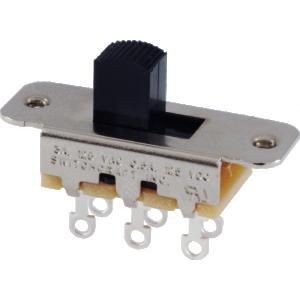 Switch - Switchcraft®, Slide, DPDT, Jazzmaster/Jaguar