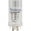 Capacitor - CE Mfg., 350V, 40/40/40/40 μF image 1