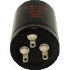 Capacitor - JJ Electronics, 500V, 50/50µF, Electrolytic image 2