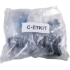 Capacitor - Set Of Axial Lead Electrolytic, 8 Values, 6 Of Each image 2