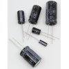 Capacitor - 100V, 100µF, Radial Lead, Electrolytic image 2