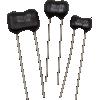 Capacitor - 500V, Silver Mica, ± 5% image 1