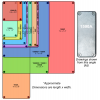 "Chassis Box - Hammond, 1590G, Diecast, 3.94"" x 1.97"" x 0.83"" image 3"