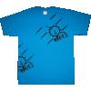 Shirt - Sapphire Blue with Jensen Jets Logo image 1