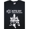 Shirt - Black with MOD® Kits DIY Pedal  image 1