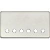 Cover - Humbucker, 49.2mm, Nickel Silver, USA image 12