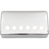 Cover - Humbucker, P.A.F., 49.2mm, Nickel Silver, USA image 1