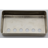 Cover - Humbucker, 50mm, Nickel Silver, USA image 8