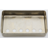 Cover - Humbucker, 53mm, Nickel Silver, USA image 4