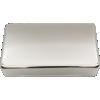 Cover - Humbucker, No Holes, Nickel Silver, USA image 1