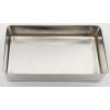 Cover - Humbucker, No Holes, Nickel Silver, USA image 2