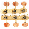 Tuners - Gotoh, Classical Guitar, Engraved Solid Brass image 3
