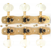 Tuners - Gotoh, Classical Guitar, Engraved Solid Brass image 1