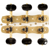 Tuners - Gotoh, Classical Guitar, Engraved Solid Brass image 4
