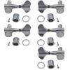 Tuners - Gotoh, Compact 707 for Bass, chrome, 2+3 image 1