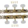 Tuners - Gotoh, Lyra-style for Classical Guitar, flash gold image 1