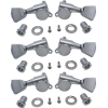 Tuners - Gotoh, Modern Keystone-Style, Chrome, 3 per Side image 1
