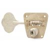 Tuners - Gotoh, Relic, for Bass, 4-in-a-line, Aged Nickel image 4