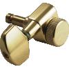 Machine Head - Kluson, 3+3, Locking, Large Metal Button image 5