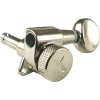 Machine Head - Kluson, 6/line, Oval Metal Button image 3