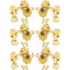Tuners - Kluson, Prestige, Vertical, 3 per side image 7