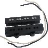 Pickup Kit - Jazz Bass (J-Bass), Black Cover image 1