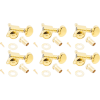 Tuners - Grover, Mini Lock Roto, 6 in a line, 18:1 image 3