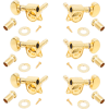 Tuners - Grover, Mini Lock Rotomatic, 3 per side, 18:1 image 3