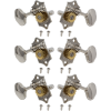 Tuners - Grover, Sta-Tite, 18:1 Gear Ratio, Horizontal, 3 per side image 3