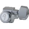Tuners - Fender®, locking, chrome image 2