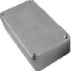 "Chassis Box - Hammond, Diecast Aluminum, 4.40"" x 2.38"" x 1.06"" image 1"