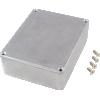 "Chassis Box - Hammond, Unpainted Aluminum, 4.7"" x 3.7"" x 1.5"" image 2"