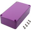 "Chassis Box - Hammond, Diecast Aluminum, 4.40"" x 2.38"" x 1.06"" image 2"
