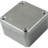 "Chassis Box - Hammond, Diecast Aluminum, 1.99"" x 1.99"" x 1.06"" image 1"