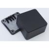 "Chassis Box - Hammond, Diecast Aluminum, 1.99"" x 1.99"" x 1.06"" image 3"