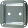 "Jack Plate - 2-Hole, Metal, 4.02"" x 4.41"" image 3"