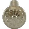Screw - #8-32, decorative Flower, Nickel image 2