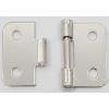 Handle Hinge - Nickel, Lift Off image 2