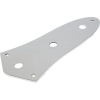 Control Plate - for Jazz Bass (J-Bass), Chrome image 2