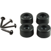 """Foot - Peavey, small rubber, 1"""" x 5/8"""" image 1"""