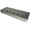 """Chassis - 22"""" x 8"""" x 2.5"""", Pre-Drilled, Custom Amplifier image 1"""