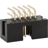 Box Header - Shrouded, 10 Pin, Right Angle image 4
