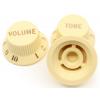 Knobs - Fender®, Stratocaster, 1 Volume, 2 Tone image 4