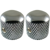 Knobs - Fender®, Telecaster Chrome Dome image 1