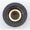 "Knob - Plastic, Set Screw, Small MXR Style, 0.75"" diameter image 3"