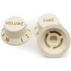 Knobs - Fender®, Stratocaster, 1 Volume, 2 Tone image 9