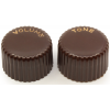 Knob - Vintage Cupcake, 1 Volume, 1 Tone, Push-On image 1
