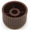 Knob - Vintage Cupcake, 1 Volume, 1 Tone, Push-On image 3