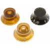Knob - Top Hat, Embossed Numbers, Gibson Style image 1